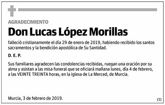 Lucas López Morillas