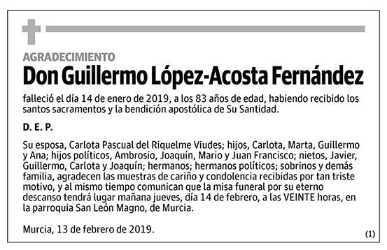 Guillermo López-Acosta Fernández