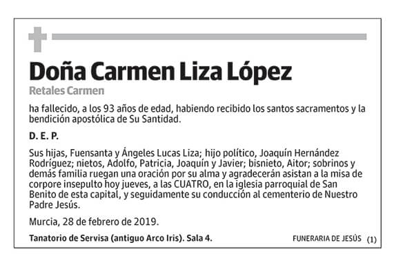 Carmen Liza López