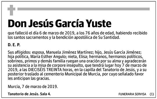 Jesús García Yuste