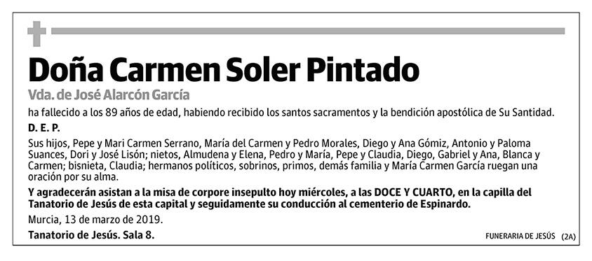 Carmen Soler Pintado