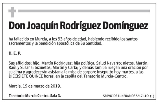 Joaquín Rodríguez Domínguez