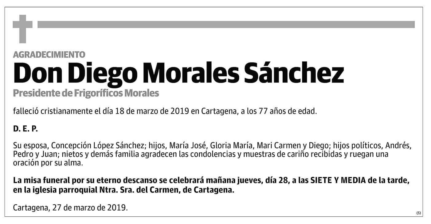 Diego Morales Sánchez