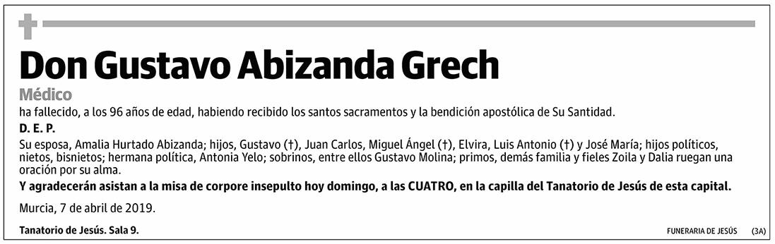 Gustavo Abizanda Grech