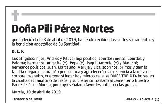 Pili Pérez Nortes
