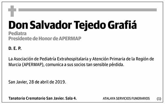 Salvador Tejedo Grafiá