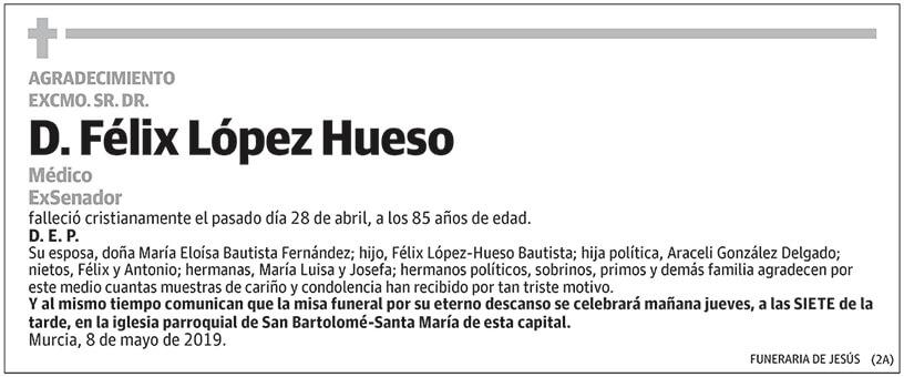 Félix López Hueso