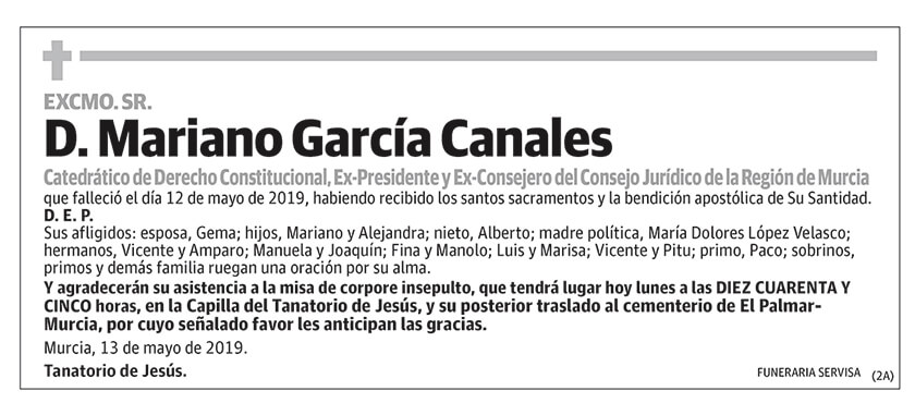 Mariano García Canales