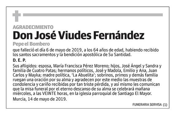 José Viudes Fernández