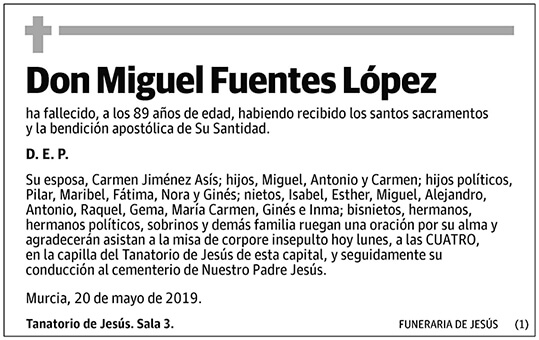 Miguel Fuentes López